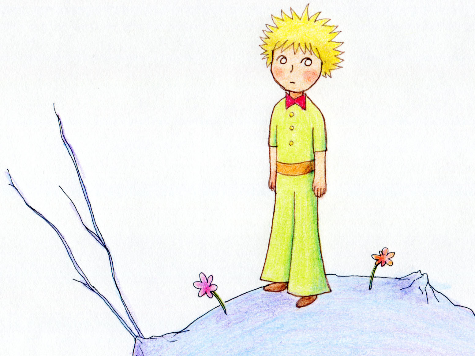 【募集終了】金田賢一演出・朗読 星の王子より「星巡り…そして地球」(2017年2月公演)