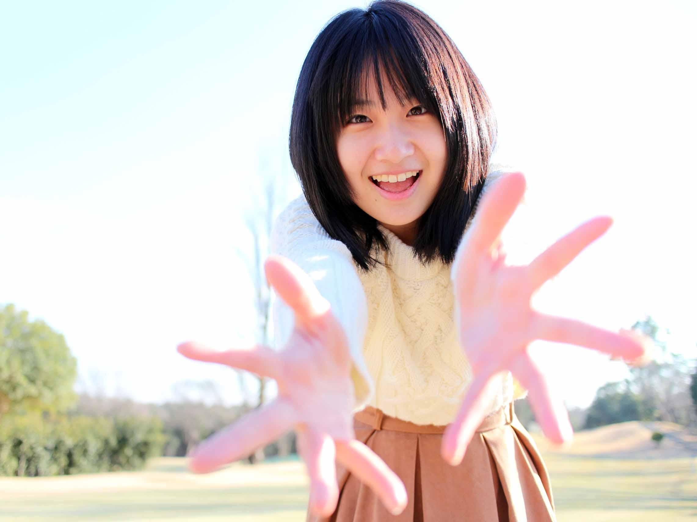 【満員御礼!!】朔野まりあ 野外撮影会【春の桜撮影会vol.1】