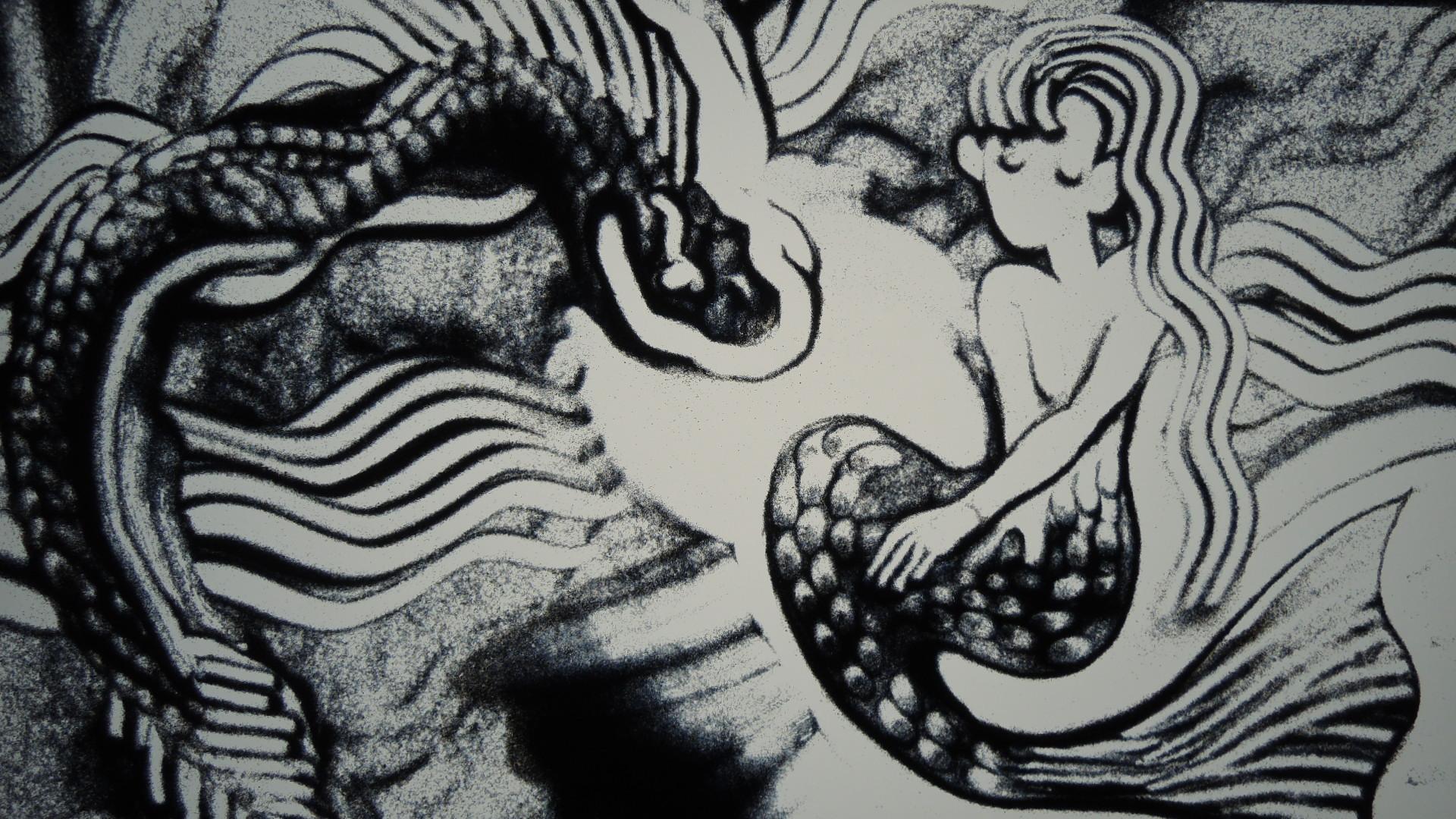 【募集終了!!】サンドアート朗読劇vol.2 「ローマの休日」「ピノッキオの冒険」「人魚姫」
