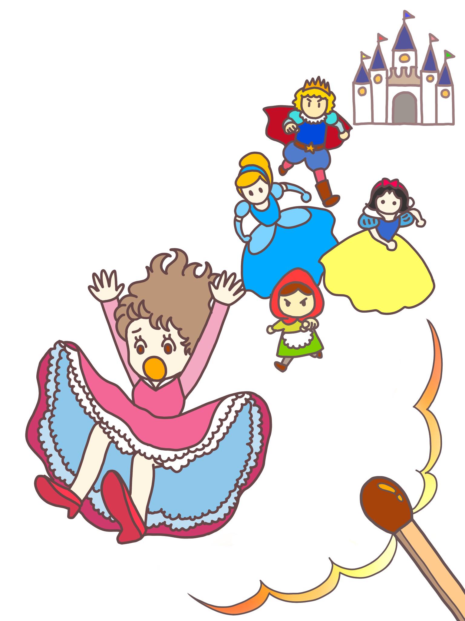 【出演者募集!!】朗読劇「アリスと魔法のマッチ」